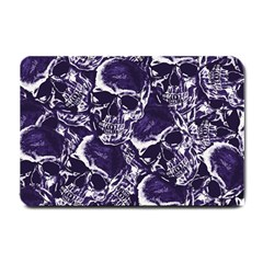 Skull Pattern Small Doormat