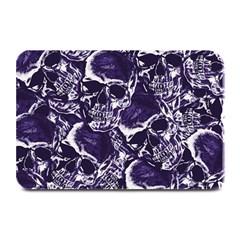 Skull Pattern Plate Mats