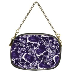 Skull pattern Chain Purses (One Side)
