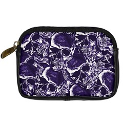Skull Pattern Digital Camera Cases