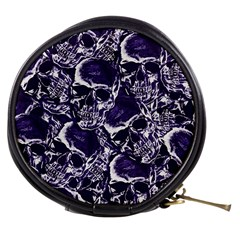 Skull Pattern Mini Makeup Bags