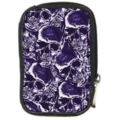 Skull Pattern Compact Camera Cases