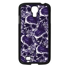 Skull Pattern Samsung Galaxy S4 I9500/ I9505 Case (black)