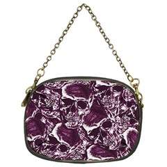 Skull pattern Chain Purses (Two Sides)