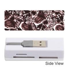 Skull pattern Memory Card Reader (Stick)