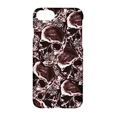 Skull Pattern Apple Iphone 7 Hardshell Case