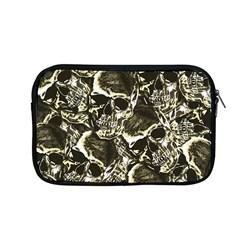 Skull Pattern Apple Macbook Pro 13  Zipper Case