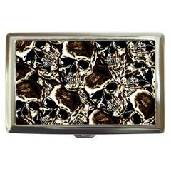 Skull Pattern Cigarette Money Cases