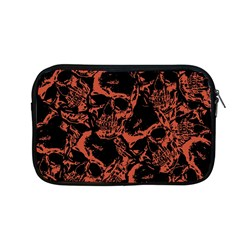Skull Pattern Apple Macbook Pro 13  Zipper Case