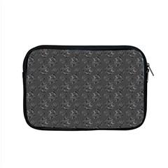 Floral Pattern Apple Macbook Pro 15  Zipper Case