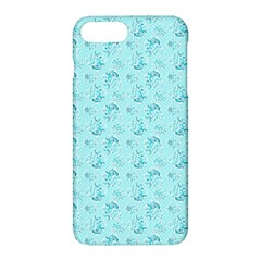 Floral Pattern Apple Iphone 7 Plus Hardshell Case