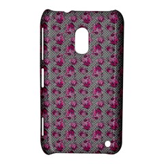 Floral Pattern Nokia Lumia 620