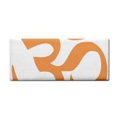 Hindu Om Symbol (Sandy Brown) Cosmetic Storage Cases