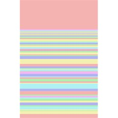 All Ratios Color Rainbow Pink Yellow Blue Green 5 5  X 8 5  Notebooks