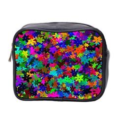 Flowersfloral Star Rainbow Mini Toiletries Bag 2-Side