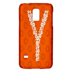 Iron Orange Y Combinator Gears Galaxy S5 Mini
