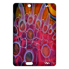 Micro Macro Belle Fisher Nature Stone Amazon Kindle Fire HD (2013) Hardshell Case