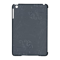 Floral design Apple iPad Mini Hardshell Case (Compatible with Smart Cover)