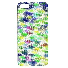 Paint on a white background     Apple iPhone 4/4S Hardshell Case with Stand