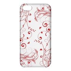 Floral design Apple iPhone 5C Hardshell Case