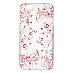 Floral Design Iphone 6 Plus/6s Plus Tpu Case