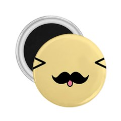 Mustache 2 25  Magnets