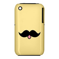 Mustache Iphone 3s/3gs