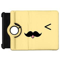 Mustache Kindle Fire HD 7