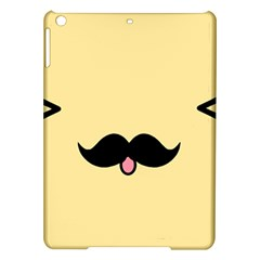 Mustache Ipad Air Hardshell Cases
