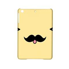 Mustache Ipad Mini 2 Hardshell Cases