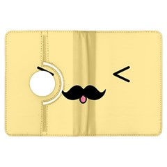 Mustache Kindle Fire Hdx Flip 360 Case