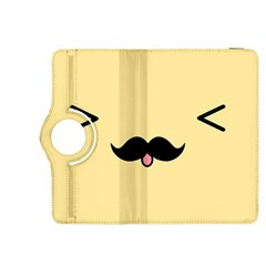 Mustache Kindle Fire Hdx 8 9  Flip 360 Case