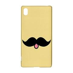 Mustache Sony Xperia Z3+