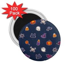 Kawaiieen Pattern 2 25  Magnets (100 Pack)