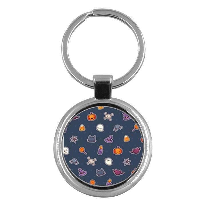 Kawaiieen Pattern Key Chains (Round)