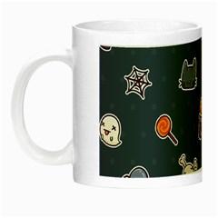 Kawaiieen Pattern Night Luminous Mugs