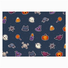 Kawaiieen Pattern Large Glasses Cloth (2 Side)