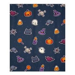 Kawaiieen Pattern Shower Curtain 60  X 72  (medium)