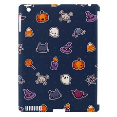 Kawaiieen Pattern Apple Ipad 3/4 Hardshell Case (compatible With Smart Cover)
