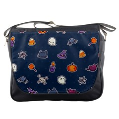 Kawaiieen Pattern Messenger Bags