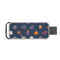 Kawaiieen Pattern Portable Usb Flash (one Side)