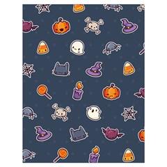 Kawaiieen Pattern Drawstring Bag (large)