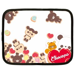 Chocopa Panda Netbook Case (XXL)