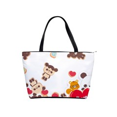 Chocopa Panda Shoulder Handbags