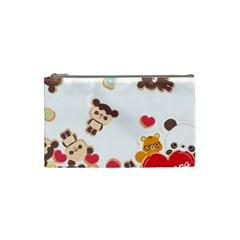 Chocopa Panda Cosmetic Bag (small)