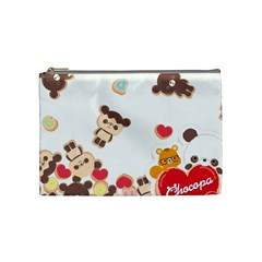 Chocopa Panda Cosmetic Bag (Medium)