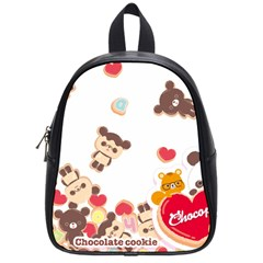Chocopa Panda School Bags (small)