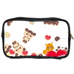 Chocopa Panda Toiletries Bags