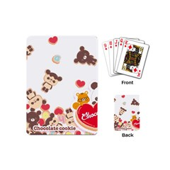 Chocopa Panda Playing Cards (Mini)