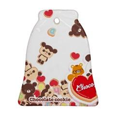 Chocopa Panda Ornament (Bell)